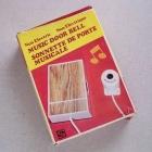 Air Powered Non Electric Doorbell Original Box