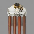 Anderson Westminster Tubular Door Chime Cam-Driven Mechanism 1934 design