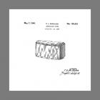 Carltone Door Chime Design Patent