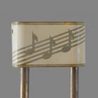 Devalera Petite Long-Chime Doorbell Cover
