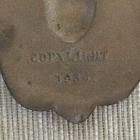 American Art Metal Tubular Doorbell Circa 1934