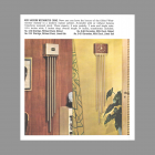 1956 Edwards Claridge Westminster Door Chime Catalog Entry