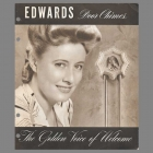 Edwards Doorchime Catalog Cover featuring Actress Ilene Dunne and Colonial
