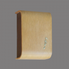 Edwards Sylvan Door Chime with Limed Oak Cover