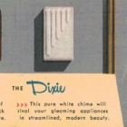 Faraday Dixie Streamlined door chime catalog