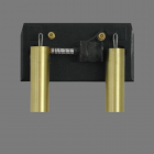 Mello-Chime Model F Long Bell Door Chime Mechanism