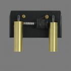 Mello-Chime Model F Long Bell Door Chime Mechanism
