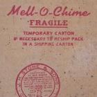Mello-Chime Stylist original shipping box
