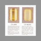Jewel and Melody Compact Door Chime Catalog entries 1947