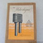 Mello-Chyme box. An Ultra Modern Sweet-Toned Door Call