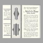 Mell-O-Tone Catalog
