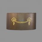 NuTone NU-195 Drape Cover in Bronze