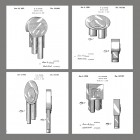 NuTone C & D series design patent drawings
