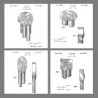 NuTone C & D series design patent drawings