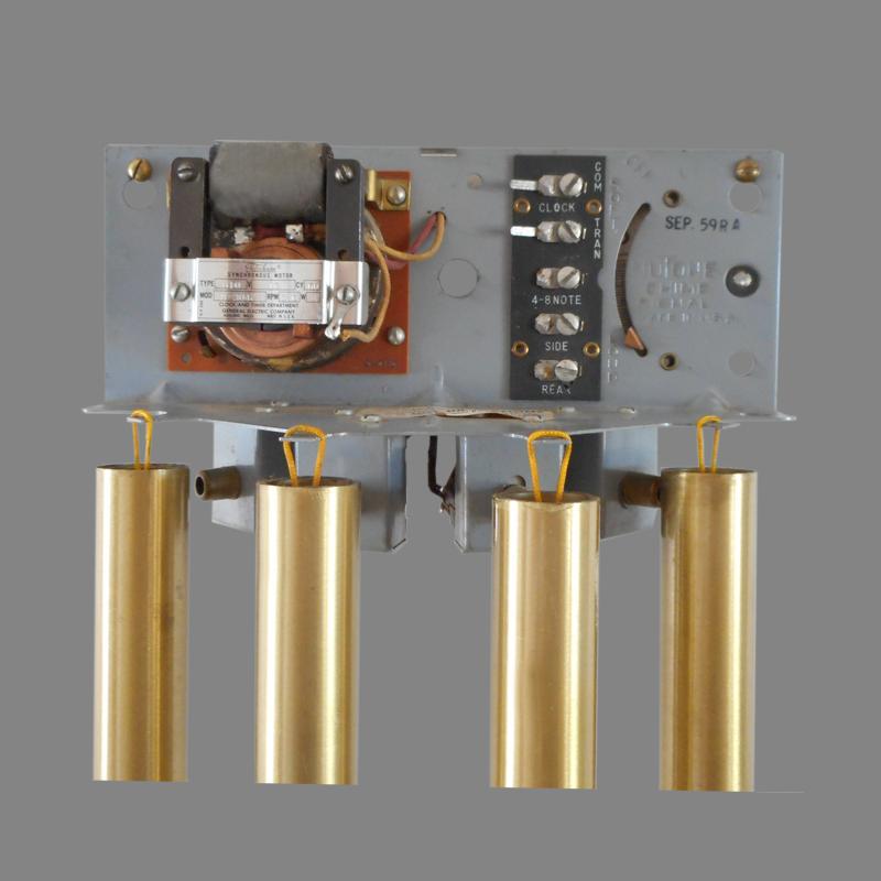 Nutone Century Model L49 1959  U2013 The Doorbell Museum