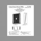 NuTone Chord Tone L30 Door Chime Design patent