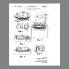 Patent drawing for Nutone Double acting solenoid