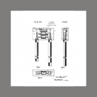 NuTone Anvils Patent Drawing