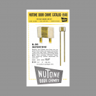 NuTone K30 Supertone Long Bell Door Chime 1948 Catalog entry