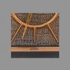NuTone L60 Starburst Clock Branding
