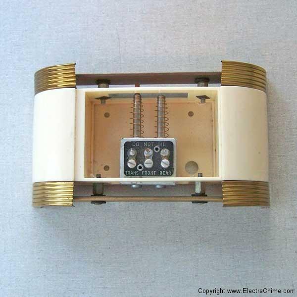 Vintage Nutone Doorbells Sc 1 St Eureka Modern