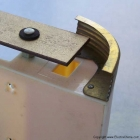 Nutone Skyline Vintage Doobell Resonator Detail