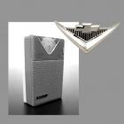 Chevrolet V-8 logo (1957) and Arvin Transistor Radio (1960)