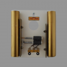 NuTone Weatherman Door Chime, Hygrometer and Thermometer Mechanism