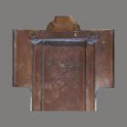 C. Vincent Mell-O-Chime Vintage Tubular Door Chime Markings
