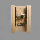 Rittenhouse Bel Air Model 391 Door Chime Mechanism plays a two chords for primary call