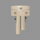 Rittenhouse Betsy Ross Resonator Door Chime Model 822