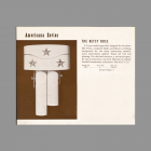 Rittenhouse Betsy Ross Resonator Door Chime Model 822 Catalog Page