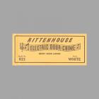 Rittenhouse Betsy Ross Resonator Door Chime Bos Label