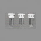 Rittenhouse Resonator range based on Bel Geddes cover design