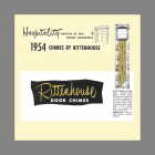 Rittenhouse Concord Westminster Doorbell Chime Cover