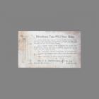 Rittenhouse PO-2 Door Chime Schematic & Instructions