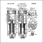 Ritthenhouse Rhythm Master Patent