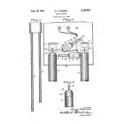 Rittenhouse Washington Door Chime Patent