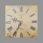 Rittenhouse Williamsburg Clock Face with Telechron Power Warning Dot