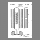 Design Patent for Rittenhouse Windsor