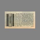 Windsor Wholesale Catalog Entry. Note upside down shield and emblem