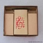 Vintage Single Note Door Chime in Box