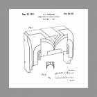 Design Patent for Aristocrat Cover