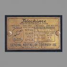 Telechime Sequencer Builders Plate
