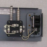 Thermo-Tone TT-1 Vintage Doorbell Chime TT-1 Mechanism Detail