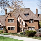 A Tudor Revival House