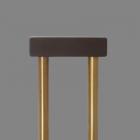 Petite Minimalist Tubular Door Chime Cover
