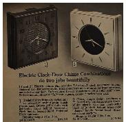 Sears Clock Chimes 1968