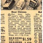 Sears First Door Chime