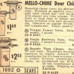 Sears First Door Chimes